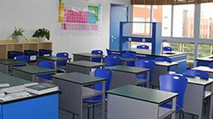 美国Lee Academy高级中学(上海校区):实验室