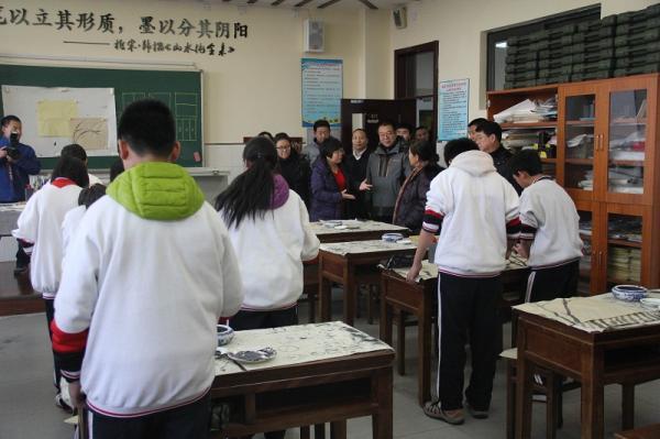 陈高中国际校长保利高中接受北京市校外v高中督经纶喀左各分校图片