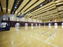 天津黑利伯瑞国际学校篮球馆