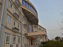 上海交大南洋国际高中校园环境-教学楼(一)
