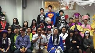上海外国语大学立泰国际学校万圣节