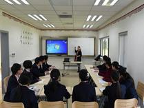 上海铭远双语高级中学上课实景