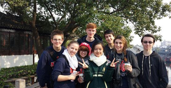 上海枫叶国际中学