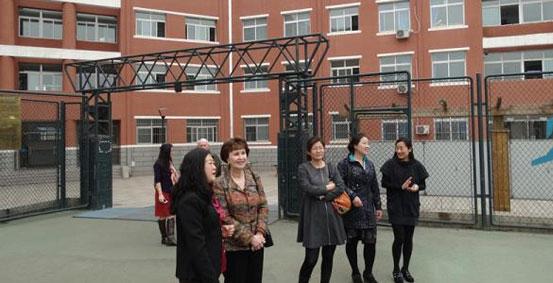 北京昌平一中佳域国际部
