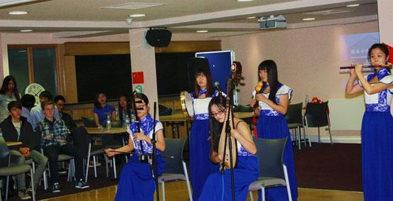 北京第二外国语学院国际高中