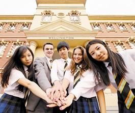 上海国王国际高中美国高中课程班招生简章