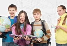 体验美国中学学习和生活