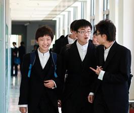 青島孔裔國際公學招生簡章