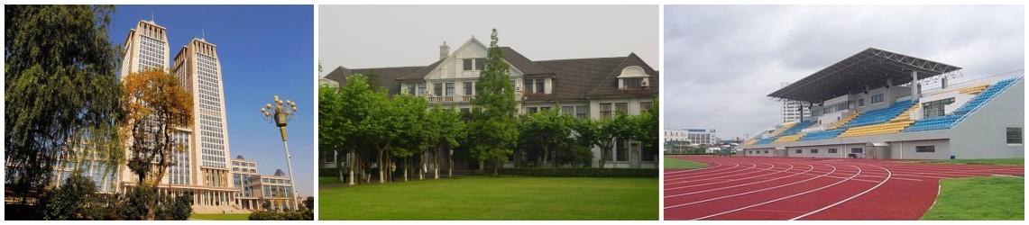 复旦求是北美国际高中校园环境