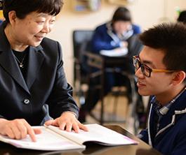 北京君谊中学美国高中大学连读双语班招生简章