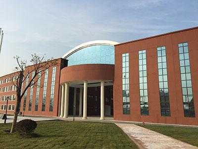 中加枫华国际小学部新教学楼