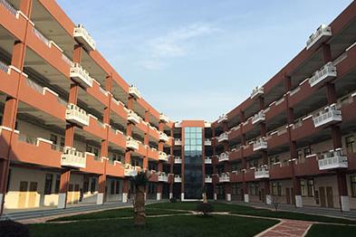 中加枫华国际学校教学楼