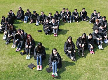 上海澳大利亚高中老师好不好?博士国际高中图片