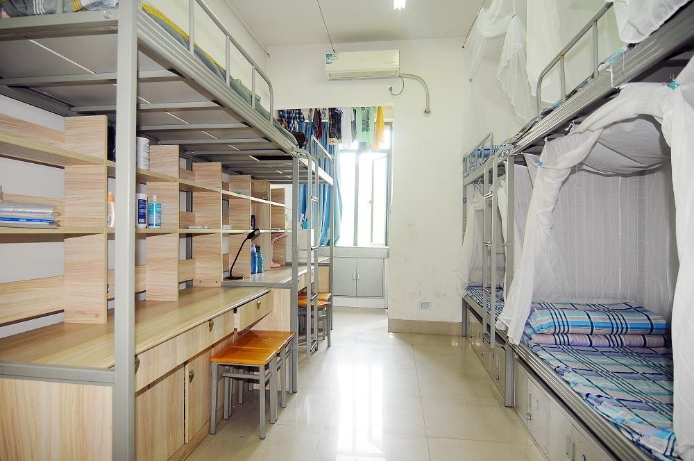 成都七中国际部学生宿舍