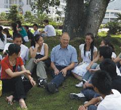 北师大二附中国际部纳赛尔SACC英国课程招生简章