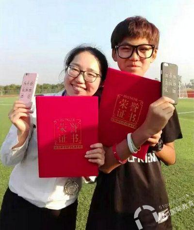 学生眼中的上海枫叶国际中学——一个充满爱的地方