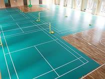 上海帕丁顿双语学校室内篮球场