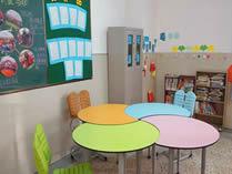 上海帕丁顿双语学校教室一角