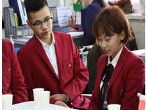 杜威国际学校学生座谈会
