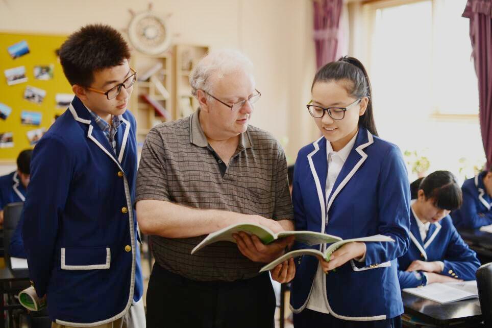 北京君谊中学初中双语班招生简章
