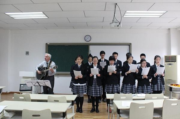 美国法拉古特学校天津校区高中2+2+2连读班招生简章