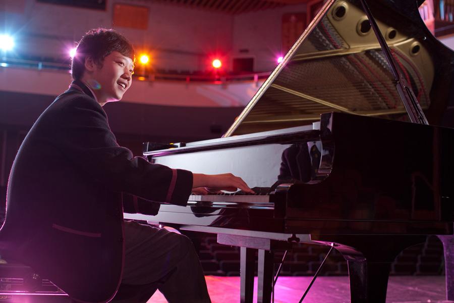 天津黑利伯瑞国际学校音乐会