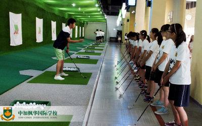 中加枫华国际学校课程