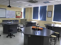 美高学校实验室