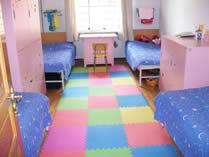 温馨学生宿舍