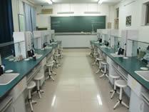 北京中加学校化学实验室