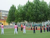 北京中加学校校园环境一