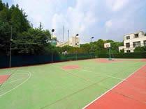 美国夢沃学校(上海)篮球场