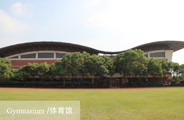 新和中学国际部体育馆