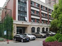 美国林登中学上海分校学生公寓楼
