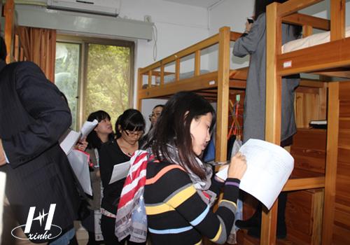 新和中学国际部宿舍环境