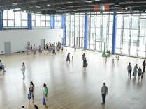 无锡协和双语国际学校室内体育场