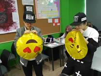 美国巴斯图高中上海校区教室主题布置