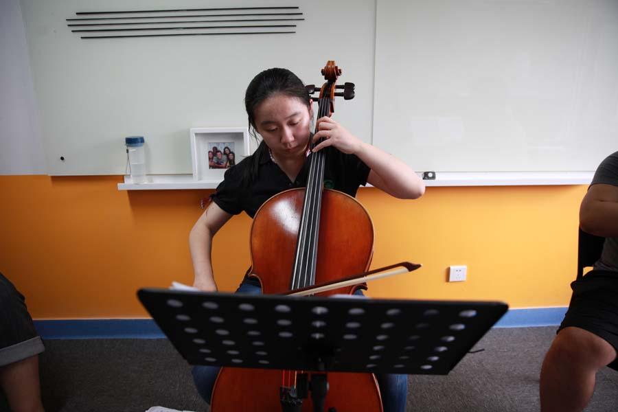 中音鼎石国际学校器乐演奏专业课程