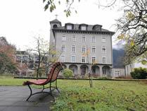 瑞士莱蒙尼亚·华二国际课程校园秋景