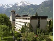 瑞士莱蒙尼亚·华二国际课程教学楼