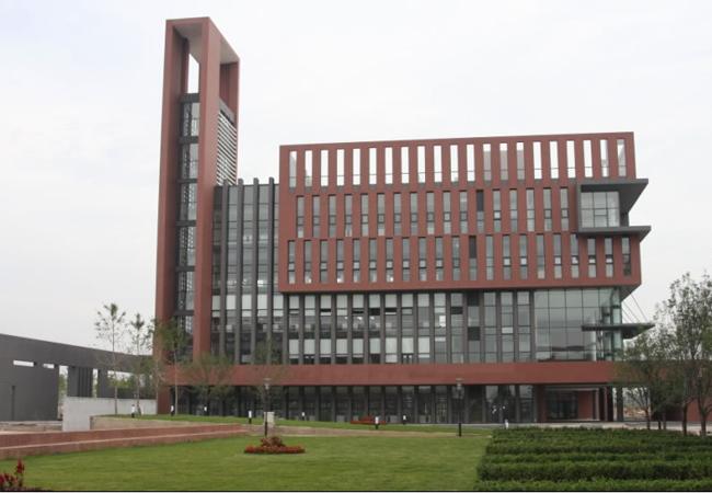 北二外贝拉国际学校教学楼