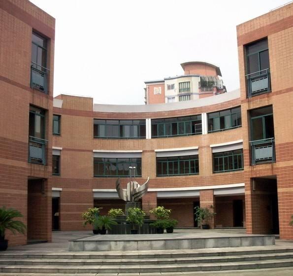 上海新和中学国际课程中心环境