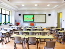 上师大附二外剑桥双语学校教室