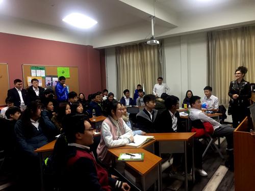 贝拉国际高中中加2+1直升班招生简章