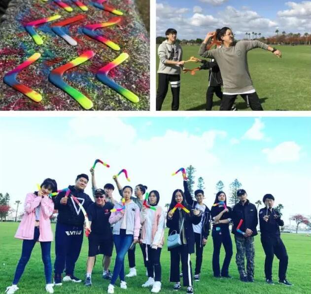 北京爱迪国际高中九年级学生假期澳洲体验