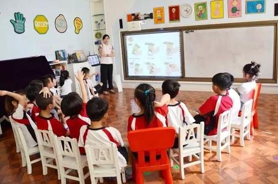 北京爱迪国际学校幼儿园教学方式