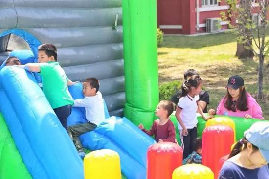 北京爱迪国际学校幼儿园环境设施