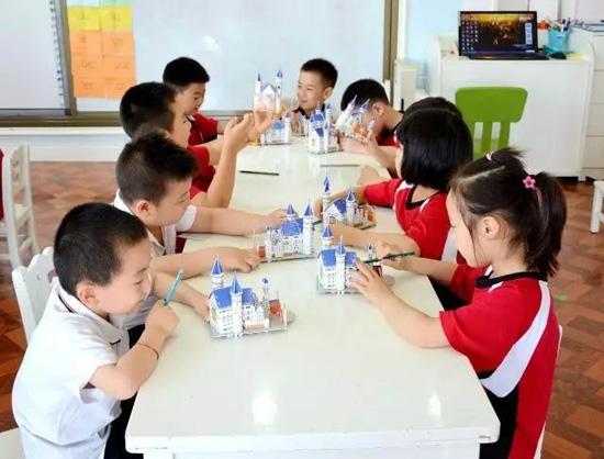 孩子几岁能去北京爱迪幼儿园就读?