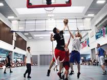 昆山加拿大国际学校室内体育馆