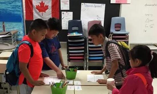 北京爱迪学校小学每个班多少人?